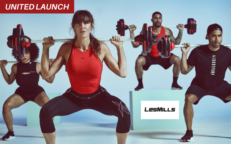 Les Mills workout